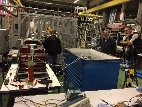 CERN/PPT modulator repair and testing - AD Integration Test Stand - ESS  Inside